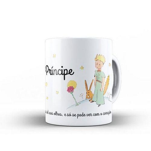 Tudo sobre 'Caneca o Pequeno Príncipe'