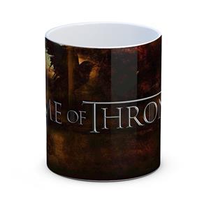 Caneca Personalizada em Porcelana Game Of Thrones