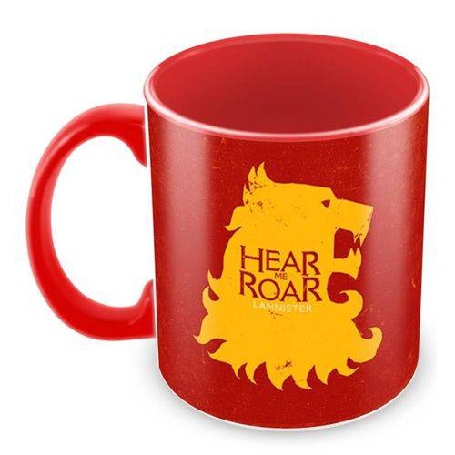 Caneca Personalizada Game Of Thrones Casa Lannister
