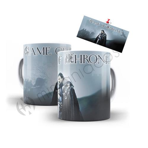 Caneca Porcelana Game Of Thrones