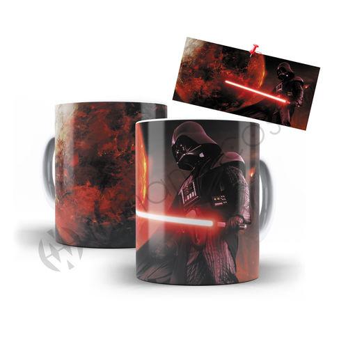 Caneca Porcelana Star Wars - Darth Vader