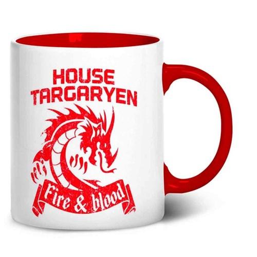 Caneca Targaryen | Game Of Thrones