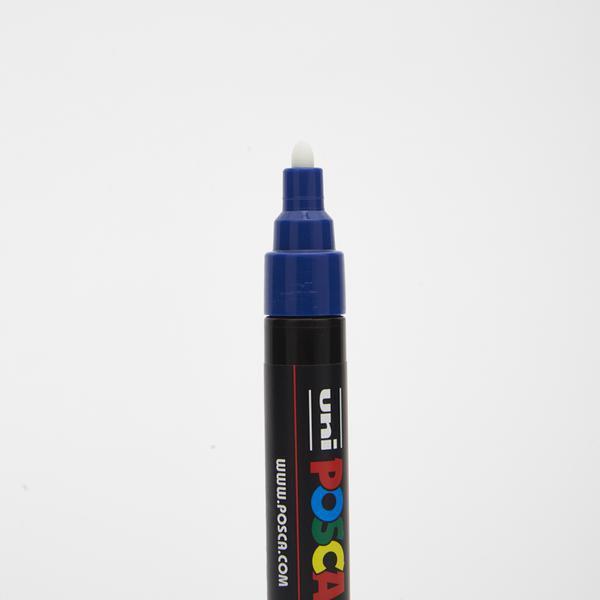 Tudo sobre 'Caneta Posca PC-5M Azul'