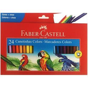 Canetinhas Colors 24 Cores