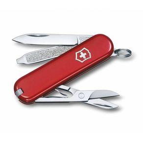Tudo sobre 'Canivete Classic Vermelha'