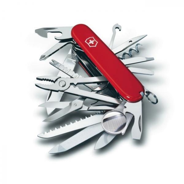 Canivete SwissChamp Victorinox Vermelho