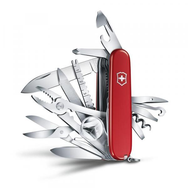 Canivete Victorinox SwissChamp Vermelho 1.6795