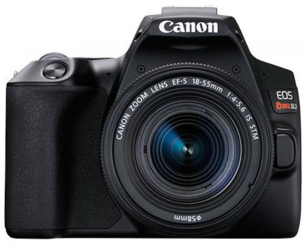 Canon Eos Rebel Sl3 Kit 18-55mm Stm - 24.1 Mp