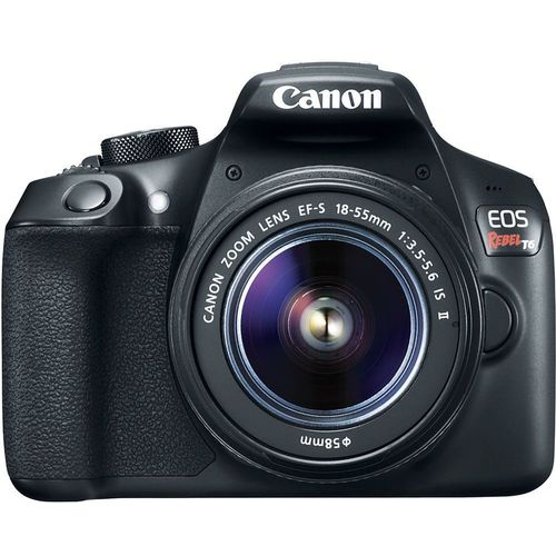 Canon Eos Rebel T6 Kit 18-55mm Stm - 18mp