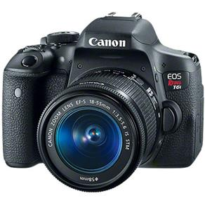Canon Eos Rebel T6I Kit 18-55Mm Stm - 24Mp