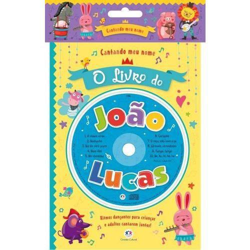 Cantandomeunome - o Livro do João Lucas