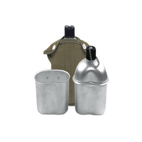 Tudo sobre 'Cantil Echolife Aluminio com Caneca'
