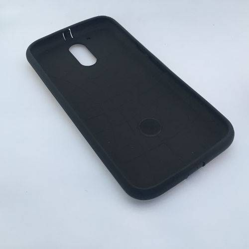 Tudo sobre 'Capa Anti Impacto Motorola Moto G4'