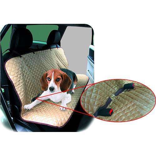 Tudo sobre 'Capa Banco Automóveis P/ Transporte Cães e Gatos - Chalesco'