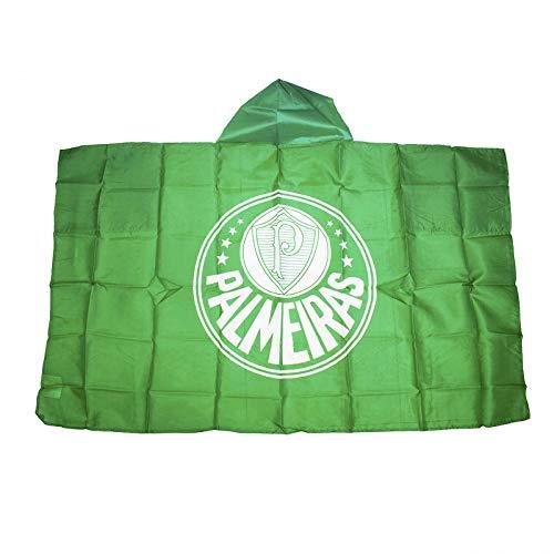 Capa Bandeira para Corpo de Torcedor - Palmeiras