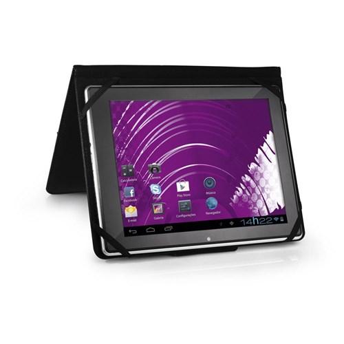 Capa Case para Tablet Bo182 Tela 7 Multilaser Universal Preto