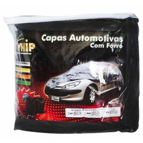 Tudo sobre 'Capa Cobrir Carro 100% Impermeavél G Protetora Forrada'