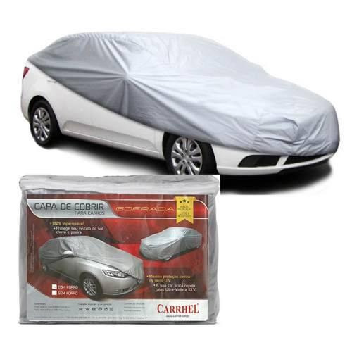 Capa Proteção Cobrir Carro Gofrada Impermeável Palio Weekend