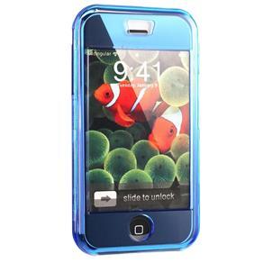 Capa de Acrílico para IPod Touch - Azul