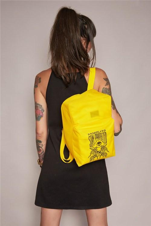 Capa de Chuva P/ Mini Square (Amarelo)