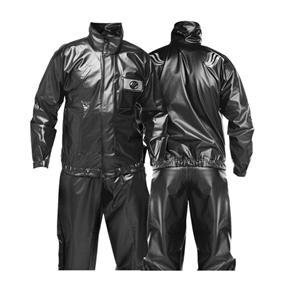 Capa de Chuva para Motoqueiro Conjunto Jaqueta e Calça - G