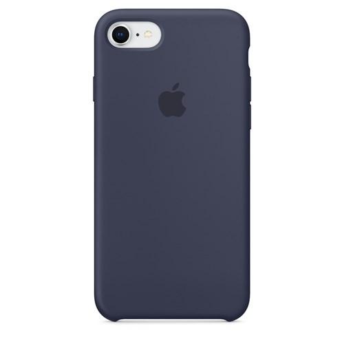 Capa de Silicona para Iphone 8 / 7 Azul