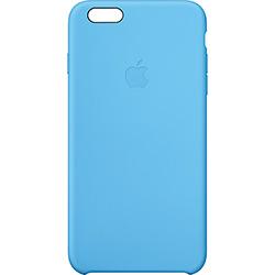 Capa de Silicone para IPhone 6 - Azul