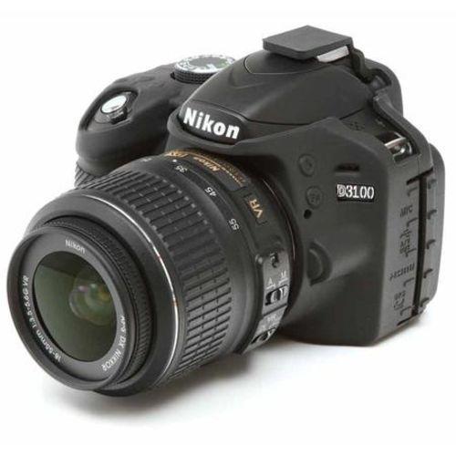 Capa de Silicone para Nikon D3100