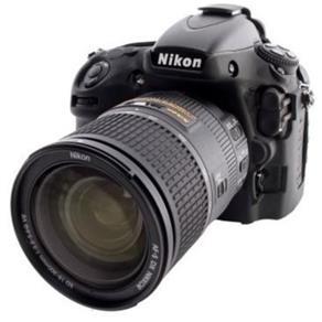 Capa de Silicone para Nikon D800 e D800E