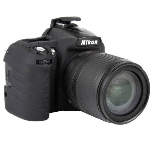 Capa de Silicone para Nikon D90