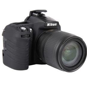Tudo sobre 'Capa de Silicone para Nikon D90'