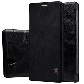 Tudo sobre 'Capa Flip Cover Nillkin Qin para Sony Xperia C4-Preta'