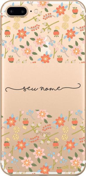 Capa para Celular Flores - Shop Brava