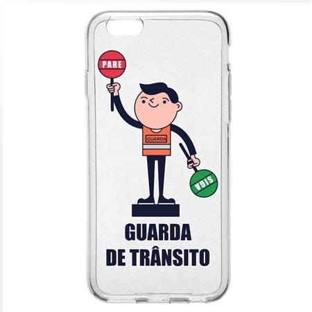 Capa para Celular Guarda de Trânsito