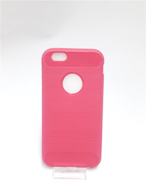 Tudo sobre 'Capa para Celular Iphone 6G , Rosa'