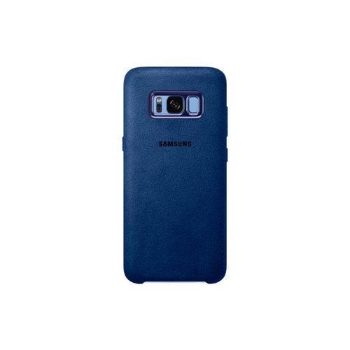 Tudo sobre 'Capa para Galaxy Ef-xg950 Samsung Alcantara Cover Azul'