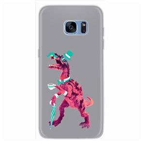 Capa para Galaxy S7 Mr. Raptor