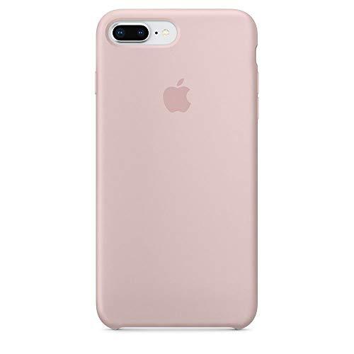 Capa para IPhone 7/8 Plus em Silicone Rosa - Apple