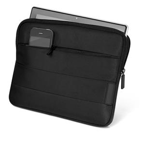Capa para Notebook Tablet 10.1 Super Bubble BO302   Com Bolhas Anti-Choque Preto Multilaser