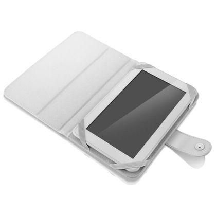 """Capa para Tablet 7""""Multilaser Branco - BO215 BO215"""