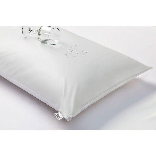Tudo sobre 'Capa para Travesseiro Impermeavel 30x40 Branco'