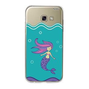 Capa Personalizada para Galaxy A3 (2017) - Sereia - Husky