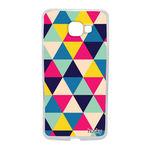 Capa Personalizada para Galaxy A5 2016 - Triangulos - Husky