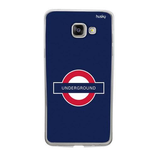 Capa Personalizada para Galaxy A5 2016 - Underground - Husky