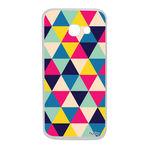 Capa Personalizada para Galaxy A5 (2017) - Triangulos - Husky