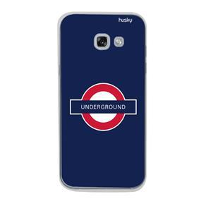 Capa Personalizada para Galaxy A5 (2017) - Underground - Husky