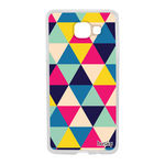 Capa Personalizada para Galaxy A7 2016 - Triangulos - Husky