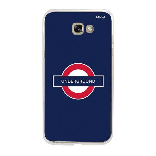 Capa Personalizada para Galaxy A7 (2017) - Underground - Husky