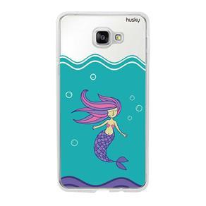 Capa Personalizada para Galaxy A9 - Sereia - Husky