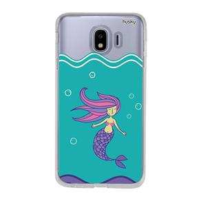 Capa Personalizada para Galaxy J4 - Sereia - Husky